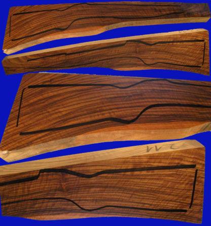 Repetierschaftholz in Luxusqualität zur Herstellung von Jagdgewehren